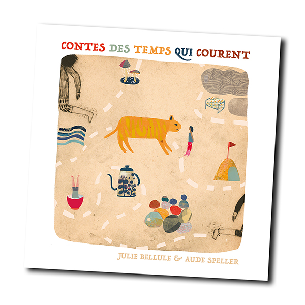 CD - Les contes des temps qui courent